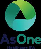 AsOne Healthcare IPA logo